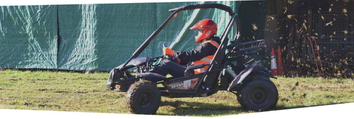 ATV All Terrain Vehicle Hire