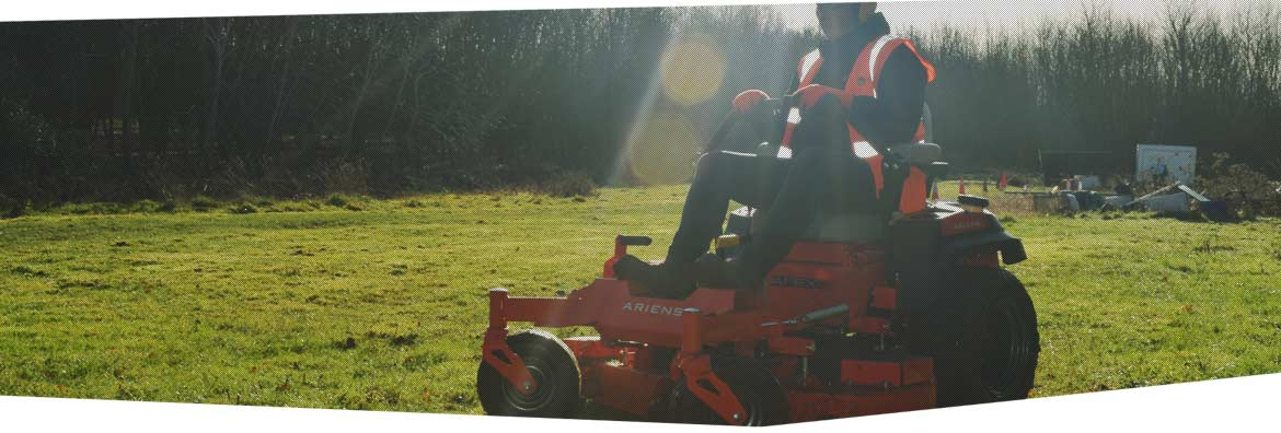 Grass Cutting Machinery Hire