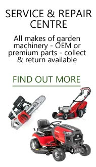 Garden Machinery Servicing and Repair - Oxfordshire & Buckinghamshire