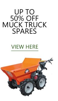 Garden Machinery Deal - Muck Truck Spares