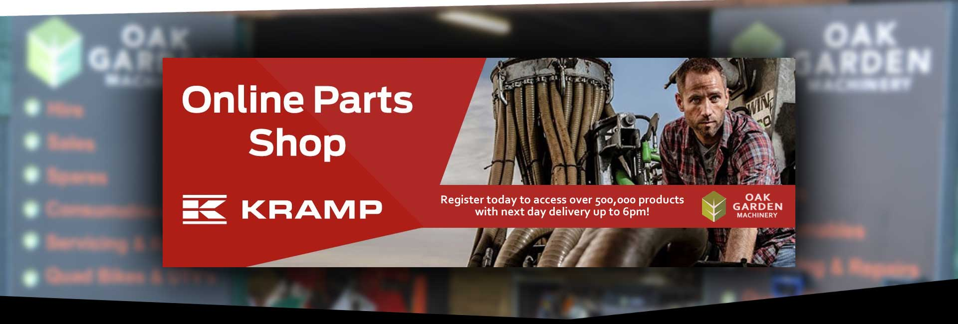 Kramp Online Parts