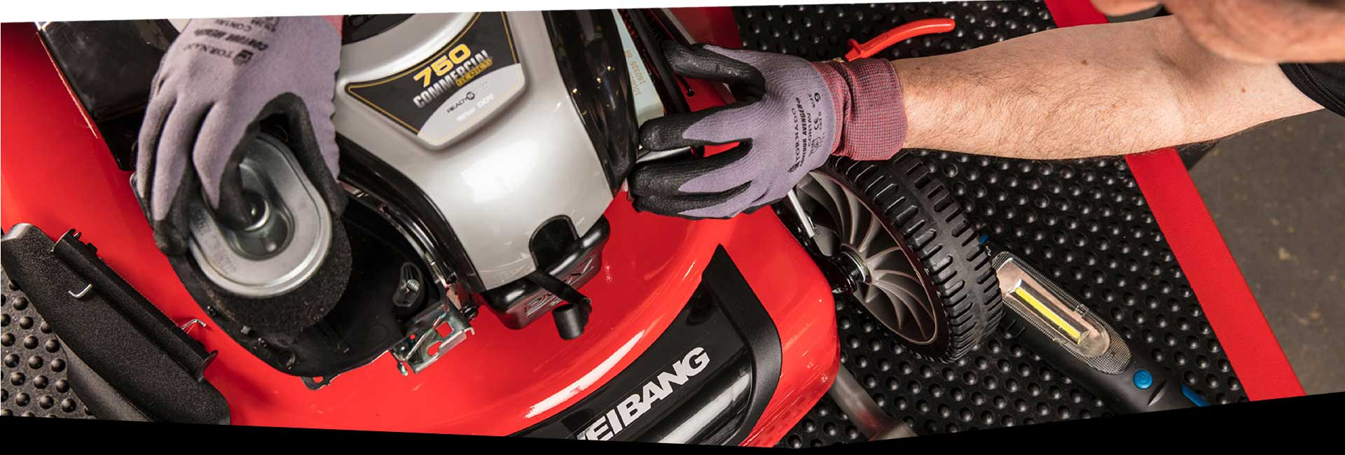 Garden Machinery servicing and repair