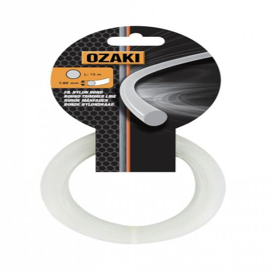 Ring trimmer line OZAKI ECO 1,6mm x 15m