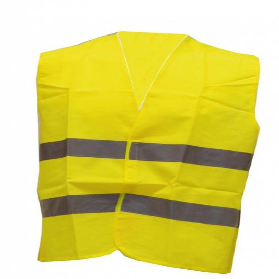 FLUORESCENT SAFETY JACKET