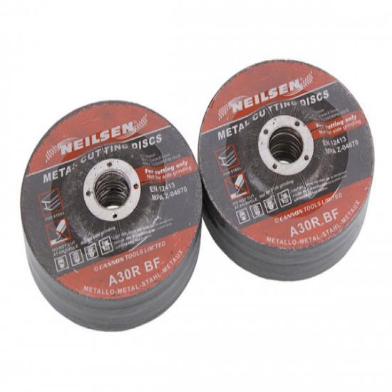 Metal Cutting Discs - 20pc 115mm