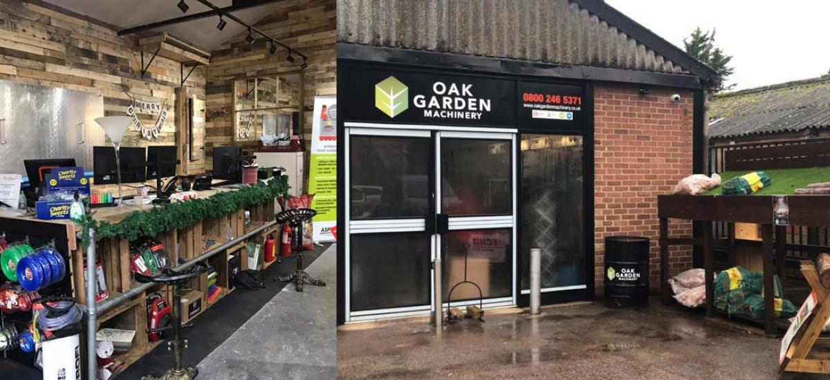 We've moved - New showroom Milton Common, Oxfordshire