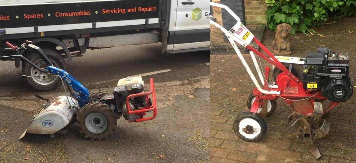 Huge demand for garden rotavators as spring arrives across Bucks and Oxon