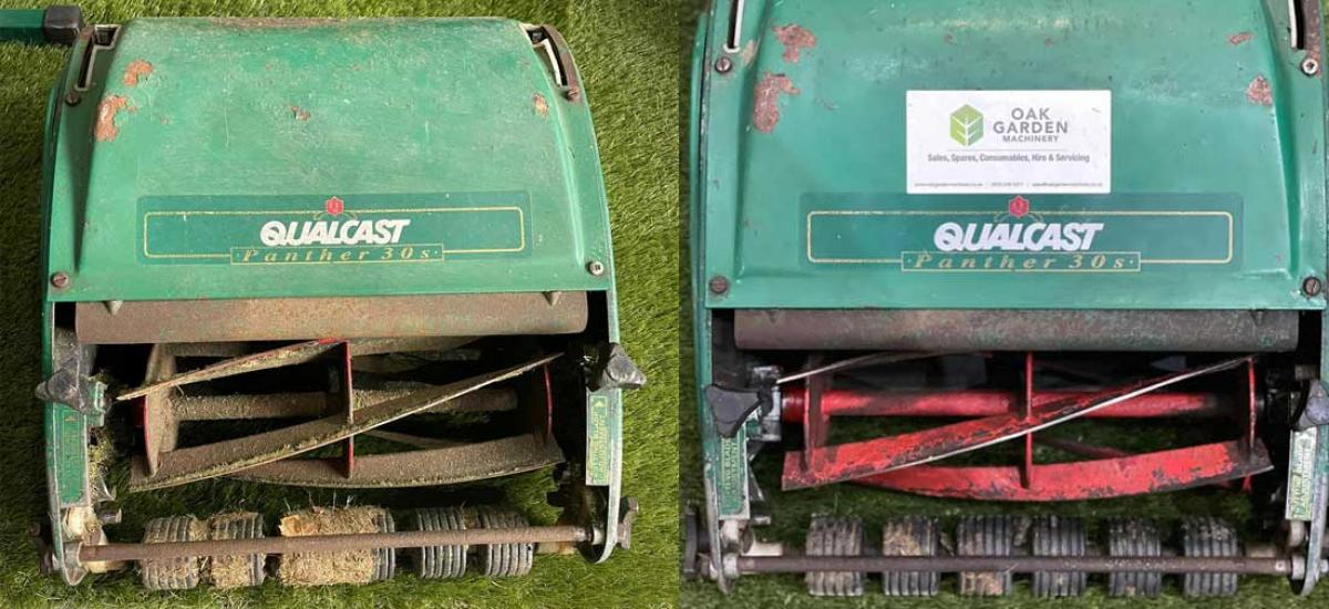 It's time to get your mowers prepared for the spring and summer!