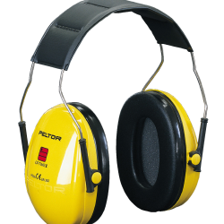 Ear protection 3Mª Peltorª model Optimeª, yellow