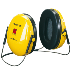 Ear protection 3Mª Peltorª model Optimeª yellow