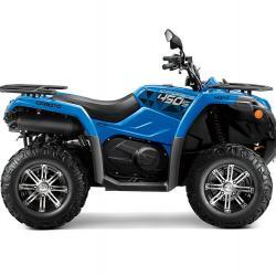 CFORCE 450 EPS - 4X4 ROAD LEGAL QUAD