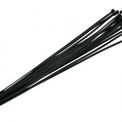 Black Cable Ties - 16pc 4.8 x 360mm