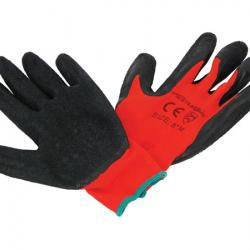 Latex Work Gloves - 9