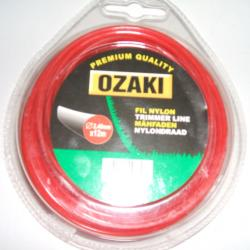 2.4mm x 12m Commercial Grade Strimmer Line/Cord