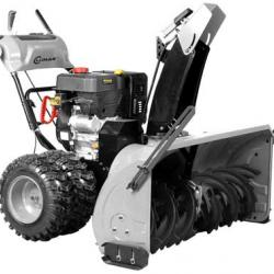 Lumag SFR1100PRO Twin Wheel Petrol Snow Blower