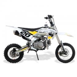 2020 SMX 140 14/12 SLAM High Performance Pit Bike Body [1]