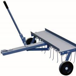 """XBITT500 40"""" TOW BEHIND DETHATCHER/ AERATOR"""