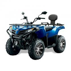 Quadzilla EURO 4 CFORCE/TERRAIN 450 NON EPS - 4X4 ROAD LEGAL QUAD