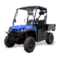 Quadzilla E - UTV ELECTRIC 2X4 side by side road legal buggy