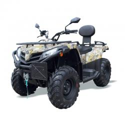 Quadzilla EURO 4 TERRAIN 450EPS LWB - 4X4 ROAD LEGAL QUAD