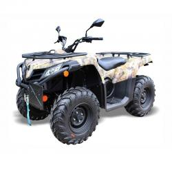 Quadzilla EURO 4 CFORCE/TERRAIN 500 FACELIFT NON-EPS - 4X4 ROAD LEGAL QUAD