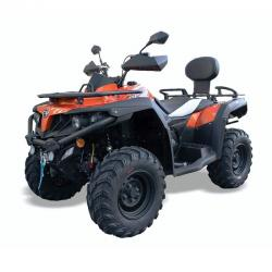 Quadzilla EURO 4 CFORCE/TERRAIN 550 4X4 ROAD LEGAL FARM QUAD