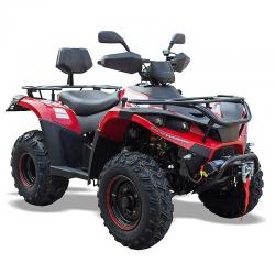 QUADZILLA QZ300 - 4X4 ROAD LEGAL QUAD