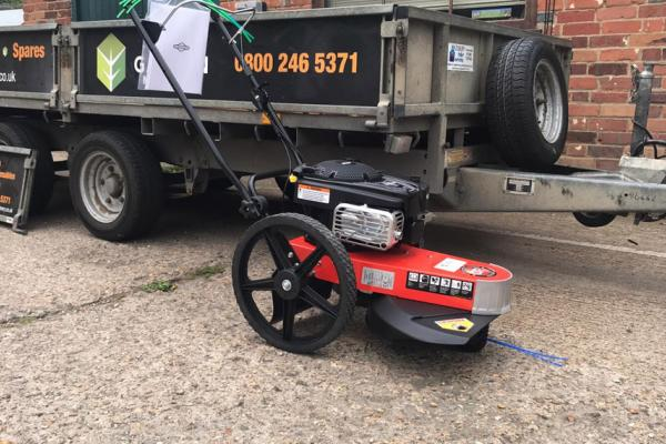 DR Strimmer sold to a local business in Thame, Oxfordshire