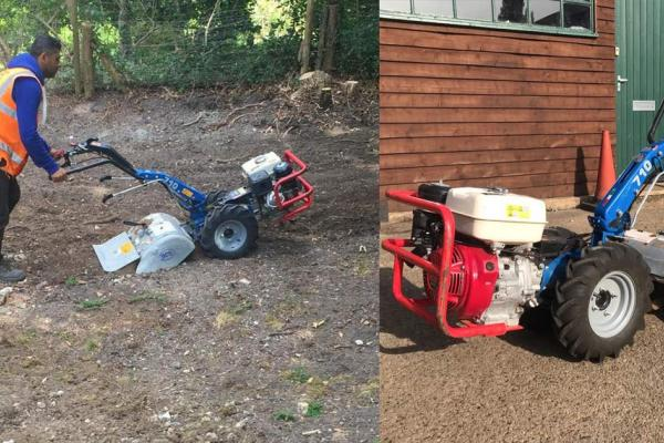 Rotavator hire in Bledlow, Buckinghamshire