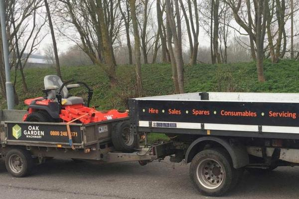 Ariens Apex Zero lawn mower service for business in Oxford, Oxfordshire