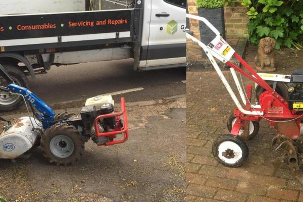 Huge demand for garden rotavators as spring arrives across Bucks and Oxon