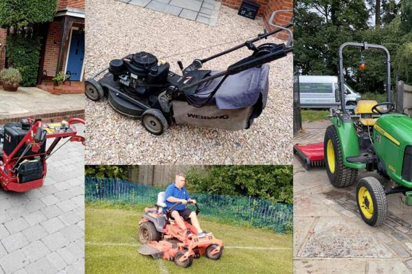 Mowing solutions for every environment - available to hire from Oak