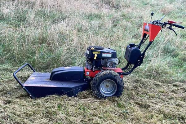 Field mower hire for late autumn cutting - across Oxon and Bucks
