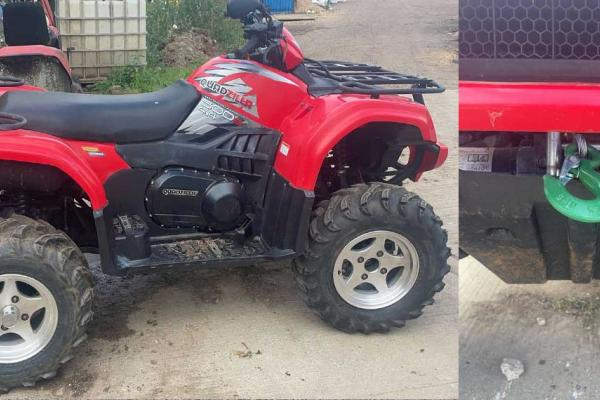Quad bike servicing for Oxfordshire and Buckinghamshire